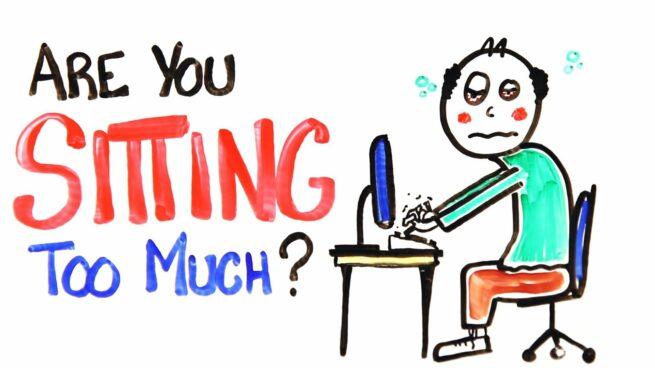 Co się dzieje z twoim organizmem, gdy zbyt dużo siedzisz