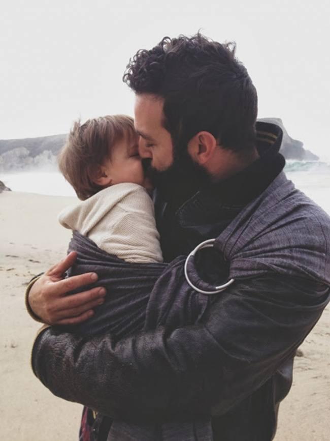 ojcowska miłość