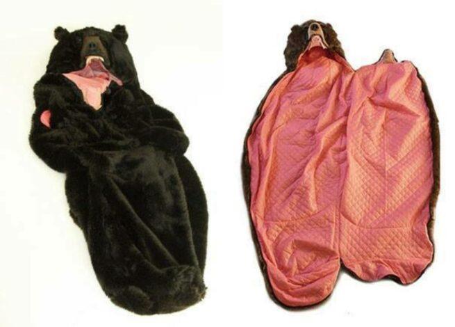 piżama niedźwiedź 1