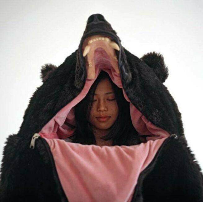 piżama niedźwiedź 2