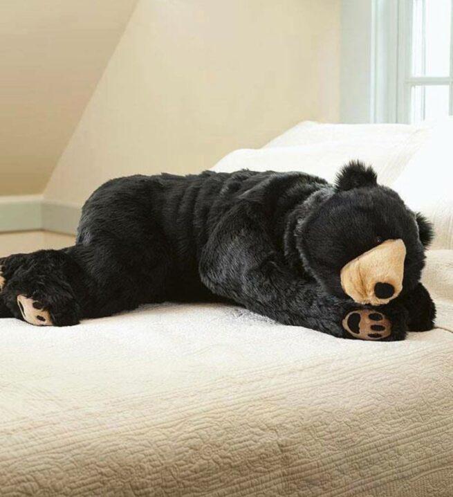 piżama niedźwiedź 4